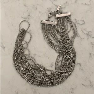 Vince Camuto Multi- Layer Long Necklace